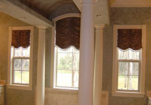 custom home valances