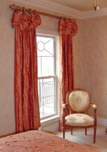 custom window curtains panels
