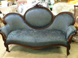 settee upholstery